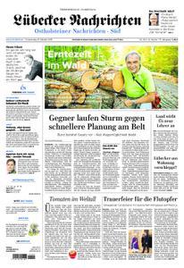 Lübecker Nachrichten Ostholstein Süd - 18. Oktober 2018
