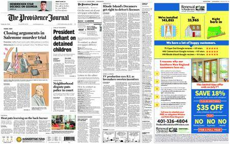 The Providence Journal – June 19, 2018