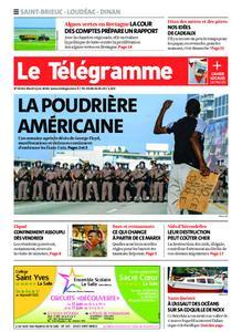 Le Télégramme Saint Malo – 02 juin 2020