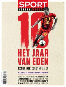 Sport Voetbal Magazine - 19 December 2018