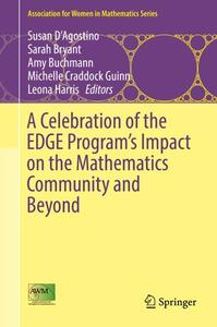 A Celebration of the EDGE Program's Impact on the Mathematics Community and Beyond
