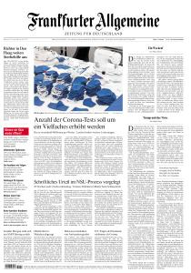 Frankfurter Allgemeine Zeitung - 22 April 2020