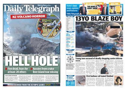 The Daily Telegraph (Sydney) – December 10, 2019