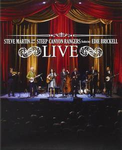 Steve Martin and the Steep Canyon Rangers feat. Edie Brickell - Live (2014) [Blu-ray, 1080i]