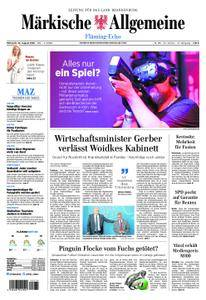 Märkische Allgemeine Fläming Echo - 22. August 2018
