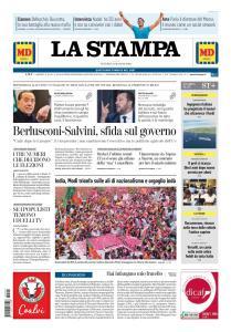 La Stampa Torino Provincia e Canavese - 24 Maggio 2019