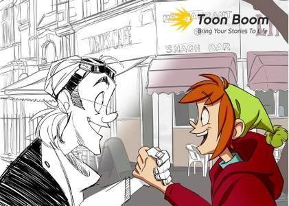 Toon Boom Harmony Premium 15.0.5