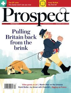 Prospect Magazine - December 2018
