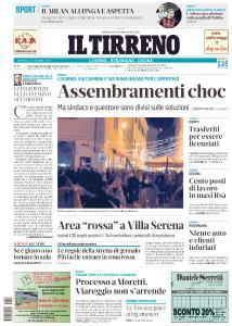 Il Tirreno Livorno - 10 Gennaio 2021
