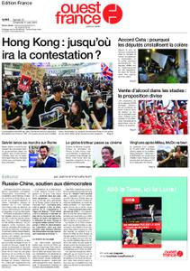 Ouest-France Édition France – 10 août 2019