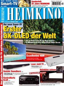 Heimkino - Dezember 2019 - Januar 2020