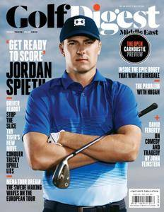 Golf Digest Middle East - June 2018
