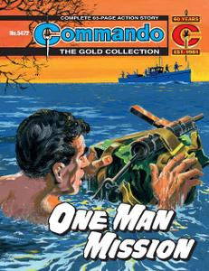 Commando No 5472 2021 HYBRiD COMiC eBook
