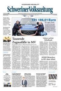 Schweriner Volkszeitung Hagenower Kreisblatt - 04. Januar 2018
