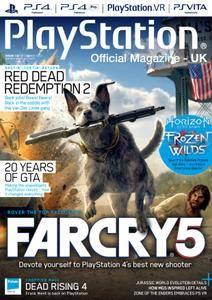 PlayStation Official Magazine UK - December 2017