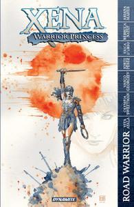 Dynamite-Xena Warrior Princess Road Warrior 2020 Hybrid Comic eBook