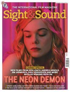 Sight & Sound - July 2016
