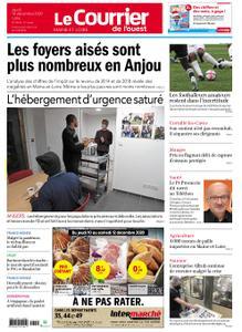 Le Courrier de l'Ouest Angers – 10 décembre 2020