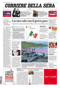 Corriere della Sera - 16 Settembre 2021