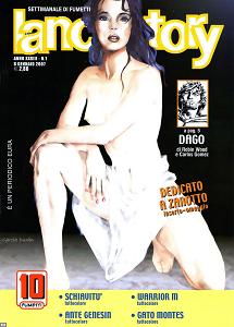 Lanciostory - Numero 1 (2007)