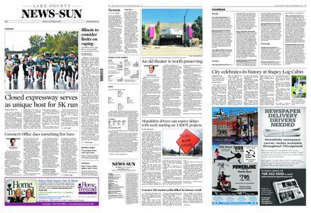 Lake County News-Sun – September 23, 2019