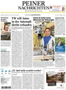 Peiner Nachrichten - 23. Juni 2018