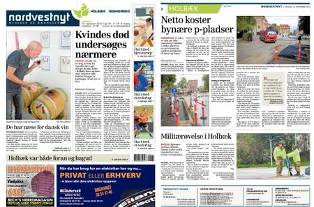 Nordvestnyt Holbæk Odsherred – 23. september 2019