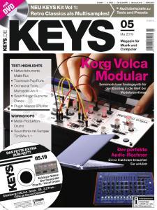 Keys - Mai 2019