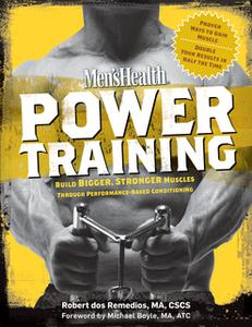 «Men's Health Power Training» by Robert Remedios
