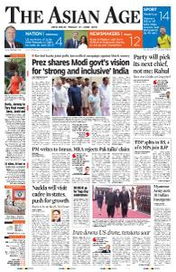 The Asian Age - June 21, 2019