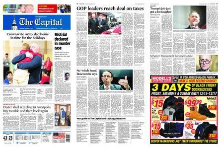 The Capital – December 14, 2017