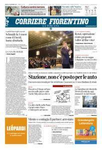 Corriere Fiorentino La Toscana - 25 Novembre 2017