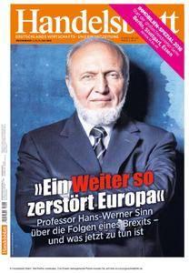 Handelsblatt - 01. Juli 2016