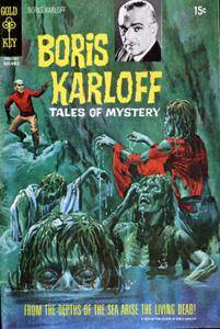 Boris Karloff Tales of Mystery 032 1970