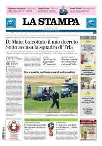 La Stampa Imperia e Sanremo - 15 Luglio 2018