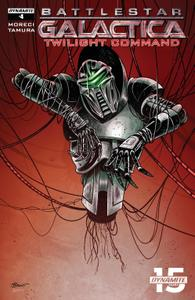Battlestar Galactica-Twilight Command 004 2019 2 covers digital Son of Ultron