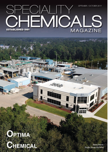 Speciality Chemicals Magazine - September/October 2019