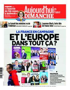 Aujourd'hui en France – 05 mai 2019