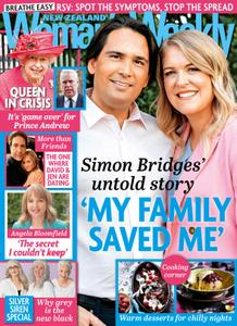 Woman's Weekly New Zealand - August 23, 2021