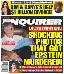 National Enquirer – January 25, 2021