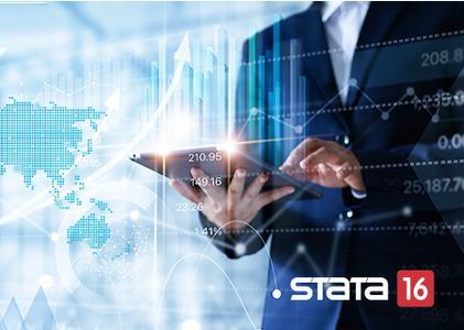 StataCorp Stata 16.0