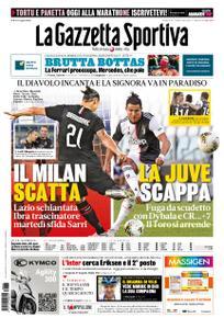 La Gazzetta dello Sport – 05 luglio 2020