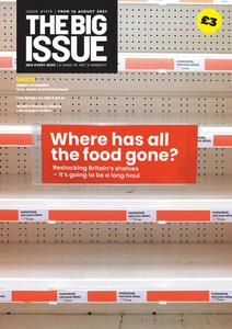 The Big Issue - August 16, 2021