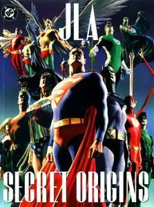 JLA - Secret Origins 2002