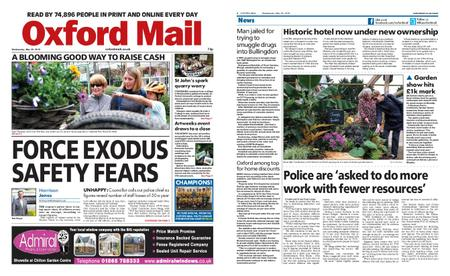 Oxford Mail – May 29, 2019