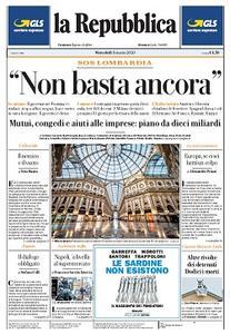 la Repubblica - 11 Marzo 2020