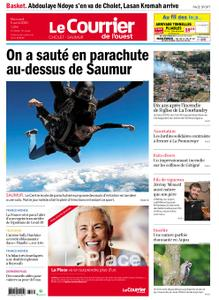Le Courrier de l'Ouest Cholet – 05 août 2020