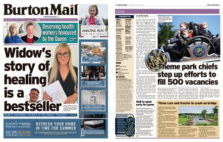 Burton Mail – June 12, 2021