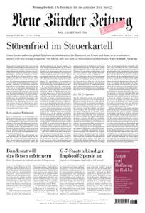 Neue Zürcher Zeitung - 12 Juni 2021