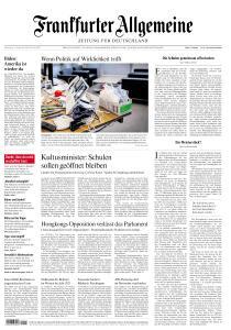 Frankfurter Allgemeine Zeitung - 12 November 2020